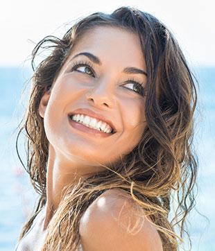 Professoinal teeth whitening